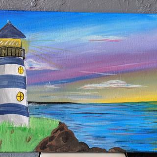 Canvas - Lighthouse