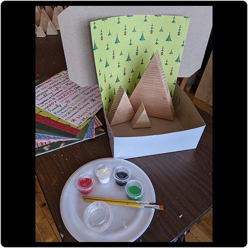 Triangle Tree Full Kit