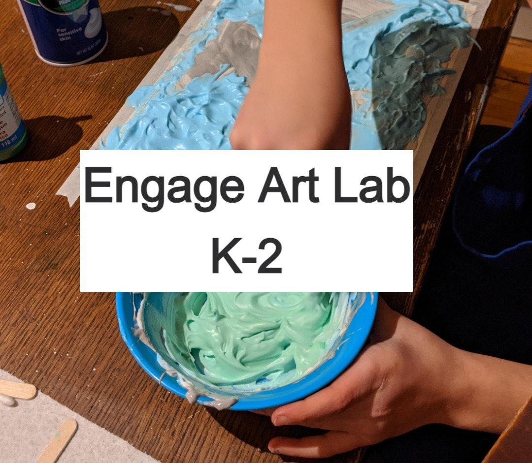 Engage Art Lab K-2