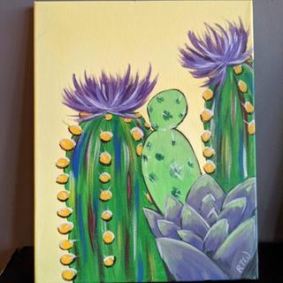 Canvas - Cactus & Succulent