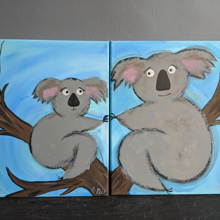 Pair - Koalas