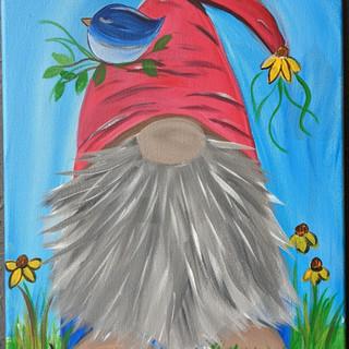 Canvas - Garden Gnome