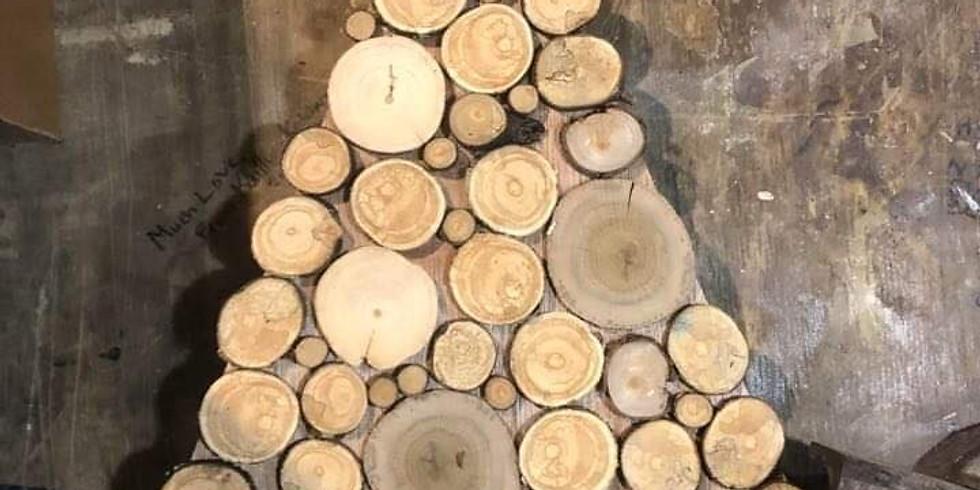 Wood Memory Tree 2 pm