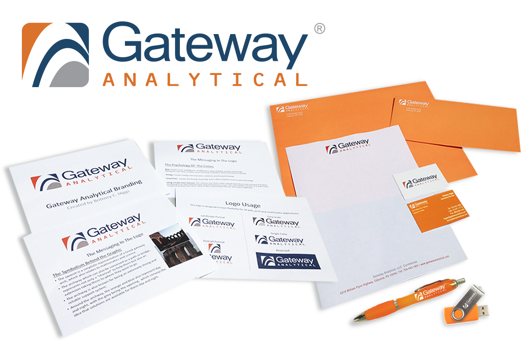 Gateway Analytical Branding