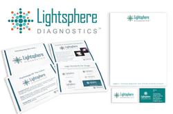 Lightsphere Diagnostics Branding