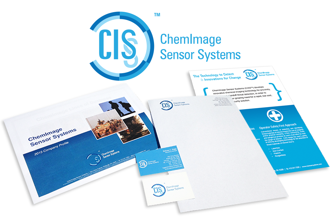 ChemImage Sensor Systems Branding