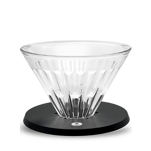 Timemore Crystal Eye Dripper V02 - skleněný černý