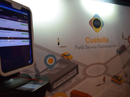 Custella Among Sponsors of Field Service Asia 2019