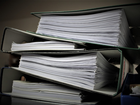 Nobody likes Paperwork!