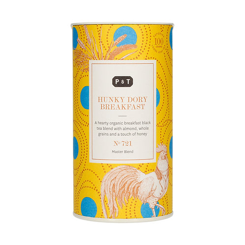 Paper & Tea - HUNKY DORY BREAKFAST N°721