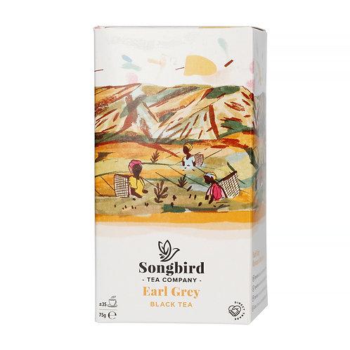 Songbird - Earl Grey - 70g sypaného čaje