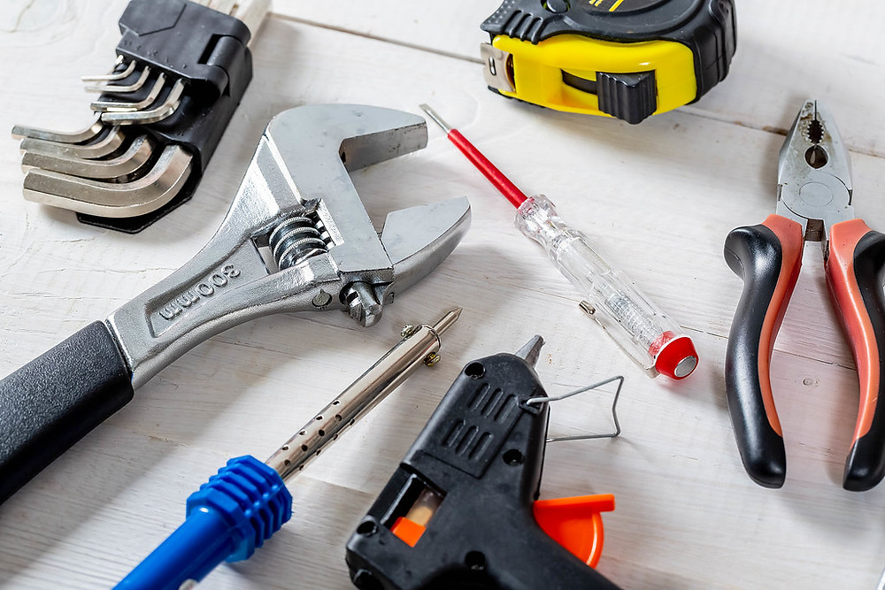 Tools used by a mobile workforce