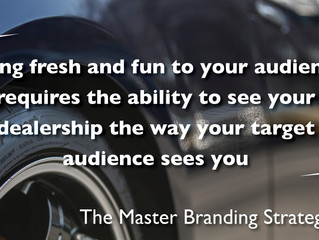 The Master Branding Strategy Part IV: FLEXIBILITY