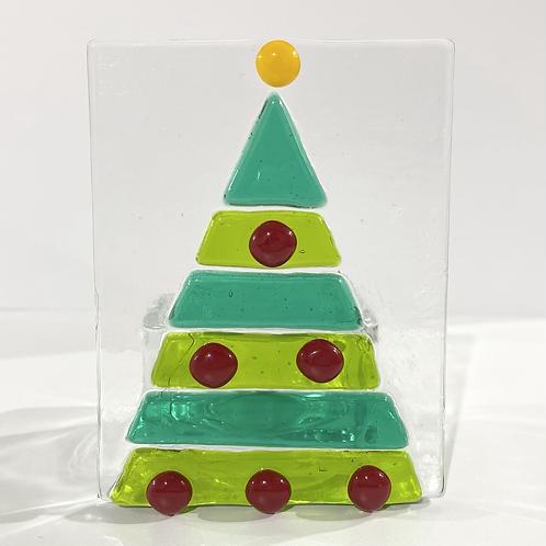 Christmas Tree Tealight Holders