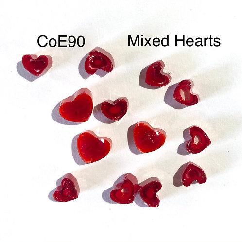 CoE90 Mixed Hearts