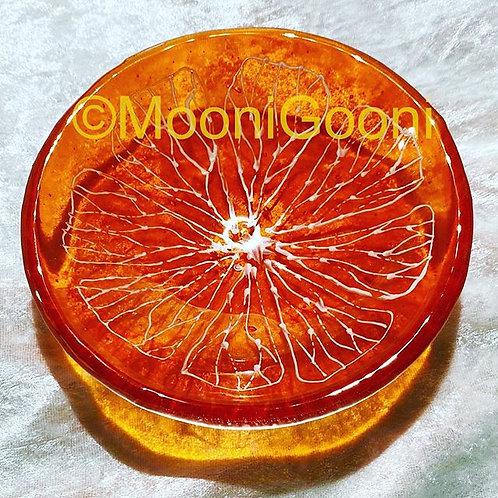 Zesty Tangerine Bowl