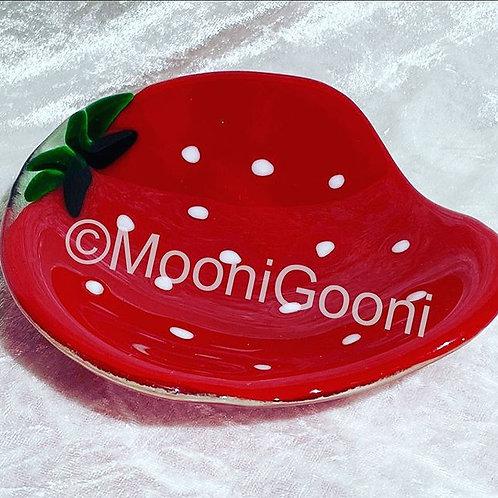 Yummy Little Strawberry Bowl