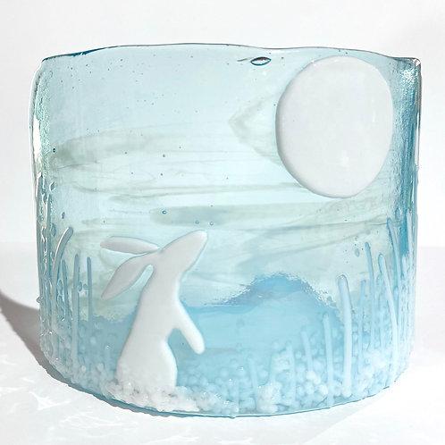 Winter Lunar Hare