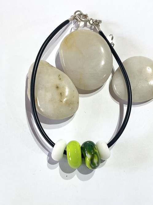Zesty Green Bracelet