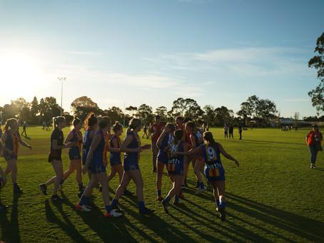 Women's Footy 2020 - Preliminary Finals!