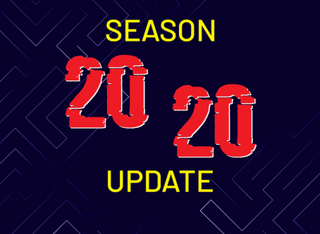 Season 2020 Update from the Pres