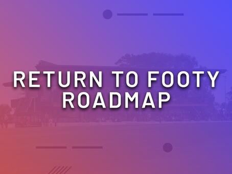2020 Return To Footy Roadmap