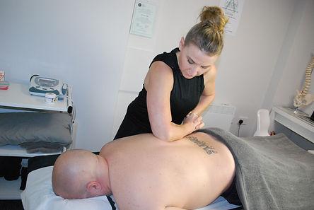 Sports massage and remedial massage Totton