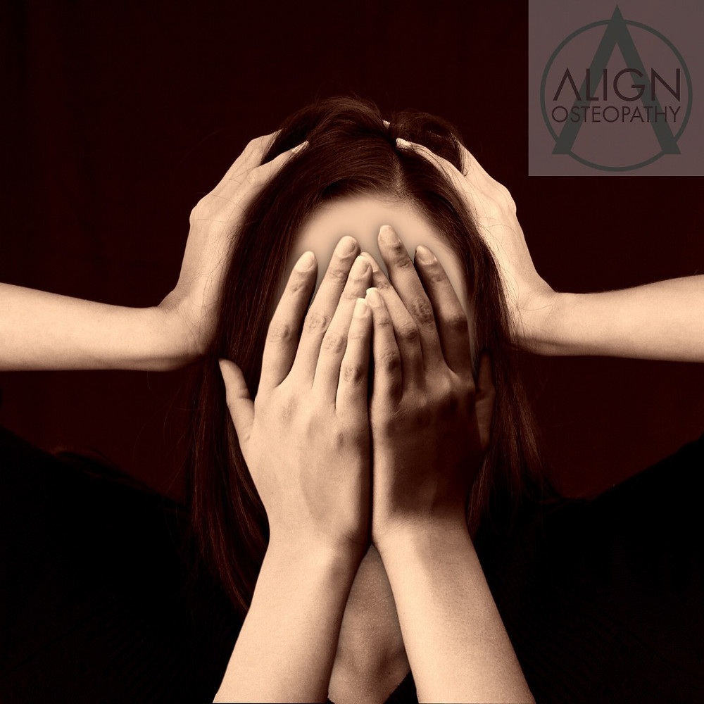 Treatment for headaches and migraines Align Osteopathy Totton Southampton