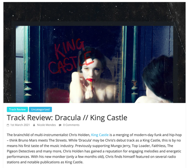 Nexus Music Blog Review