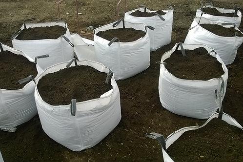 Unscreened Topsoil 1 Tonne Bags