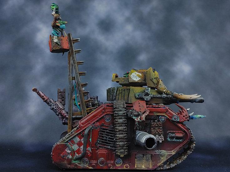 Leman Russ (GW) WH40K Ork Conversion