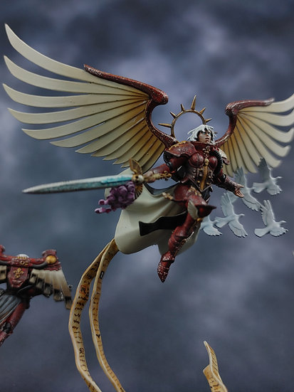 ORDER of OUR LADY of JUSTICE (GW) WH40K Sisters of Battle