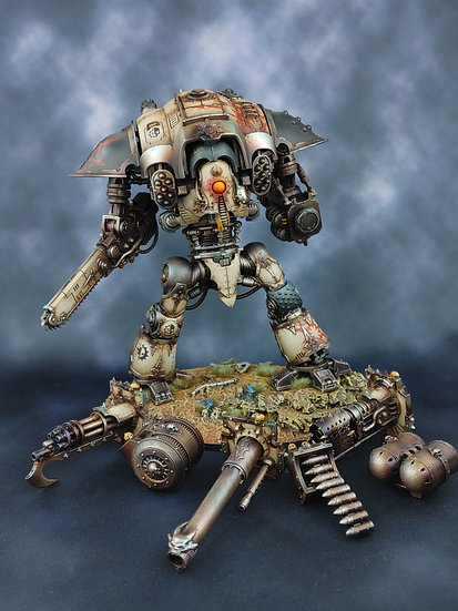 Othynis (GW) WH40K Chaos Knight