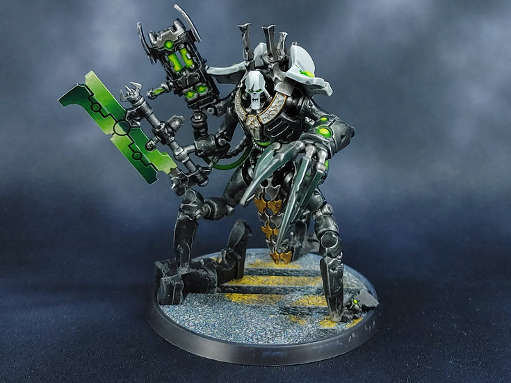THE STATIC CACOPHONY (GW) WH40K Necrons