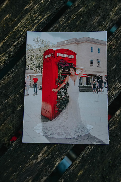 Postcard: Phonebox