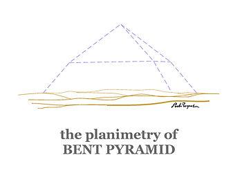 Bent Pyramid Planimetry - 05.032020 - en