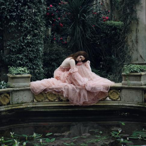 Princess by the Pond