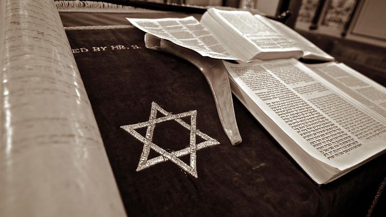 Torah Study with Rabbi Philip Graubart