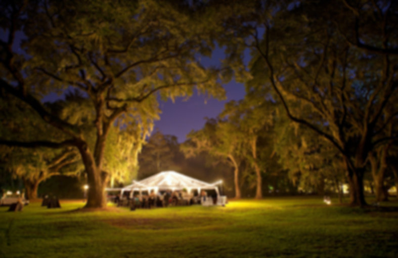 Perfect for outdoor wedings & special events.