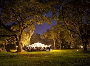 Tält i Lights
