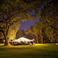 Beautiful wedding location