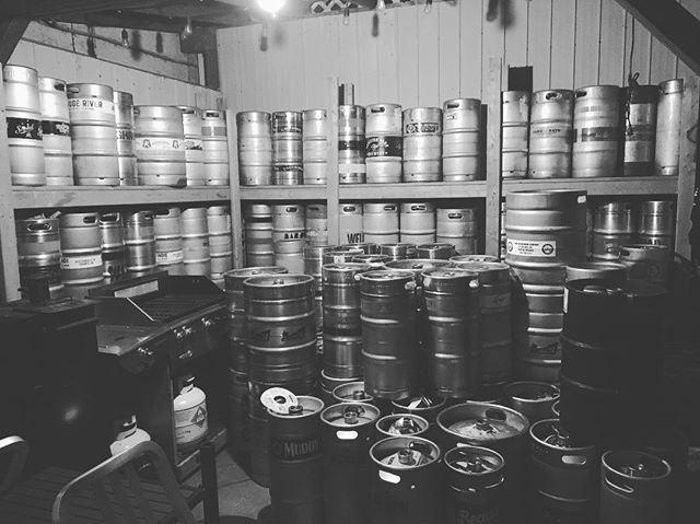 Proof Kingston loves craft beer