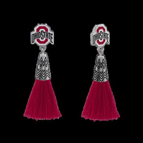 Ohio State The MVP Earrings