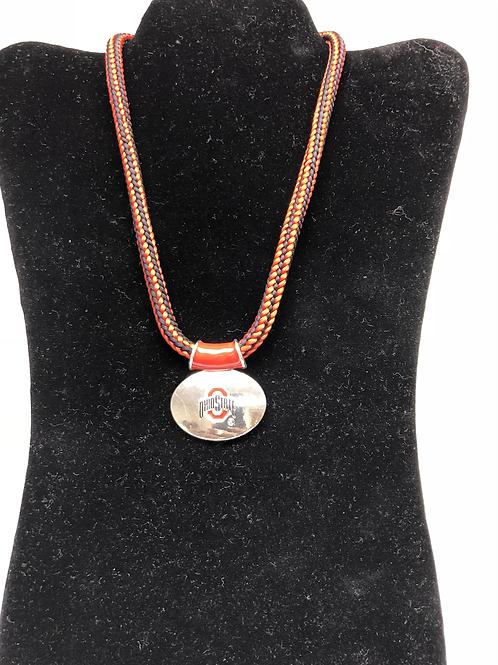 Ohio State Neolla Necklace