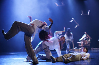 [中] 舞蹈詩人的詠嘆——談莊陳波作品《板畫.人生》