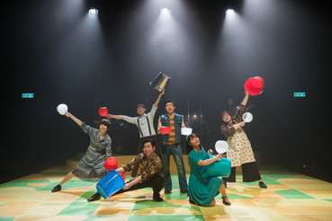 [ENG] A Tap Dance Musical — Entertainment for All