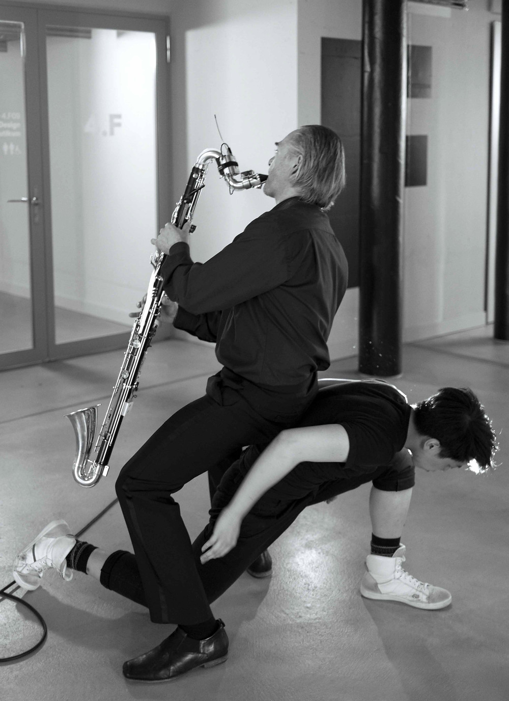 Odd Couplings Choreographer: Lam Chun-ho Photographer: Katja Glass