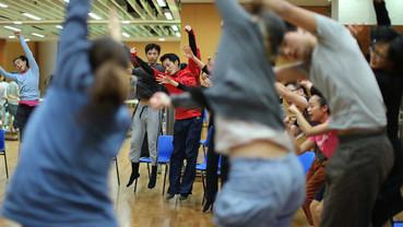 [中] 舞蹈 x 影像:跨界創作的不同可能