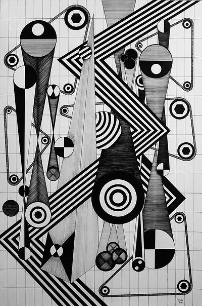 Black & White Geometric #14.jpeg