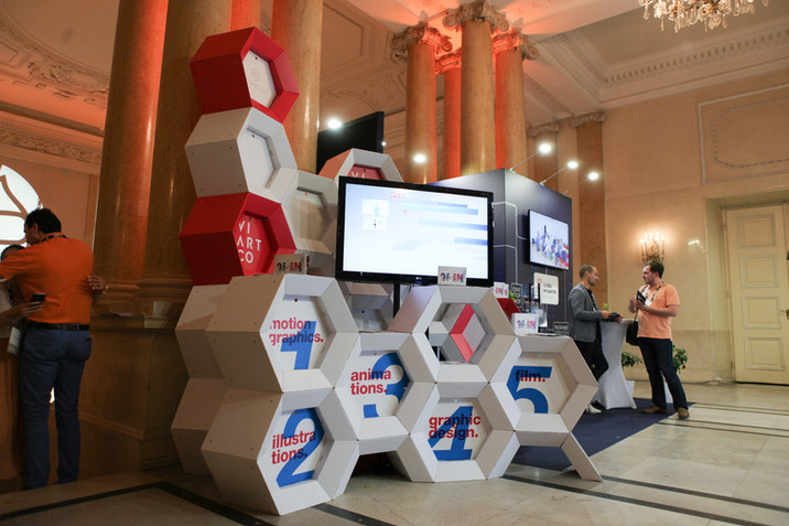 VIARTCO at the PIONEERS FESTIVAL 2017